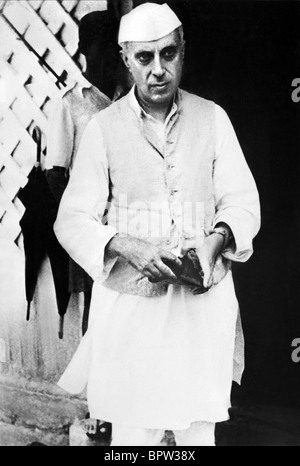 JAWAHARLAL NEHRU FIRST PRIME MINISTER OF INDIA 01 June 1946 - Stock Photo