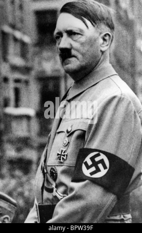 ADOLF HITLER NAZI LEADER 01 May 1944 - Stock Photo