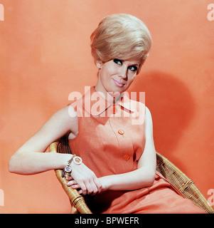 DUSTY SPRINGFIELD SINGER (1965) - Stock Photo