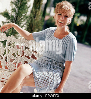 PETULA CLARK SINGER (1967) - Stock Photo