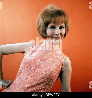 PETULA CLARK SINGER (1968) - Stock Photo