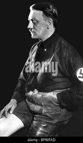 ADOLF HITLER NAZI LEADER 01 May 1942 - Stock Photo