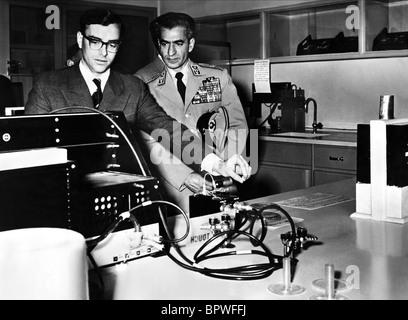 MOHAMMAD-REZA SHAH PAHLAVI SHAH OF IRAN 01 June 1959 - Stock Photo