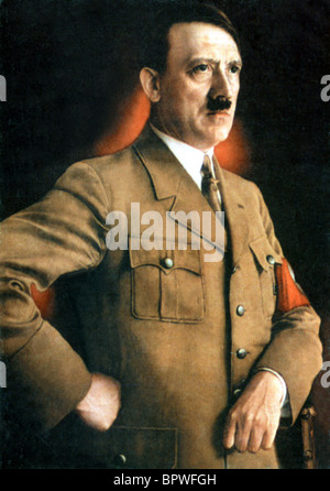 ADOLF HITLER NAZI LEADER 17 December 1942 - Stock Photo