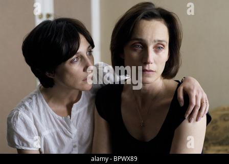 ELSA ZYLBERSTEIN & KRISTIN SCOTT THOMAS I'VE LOVED YOU SO LONG; IL Y A LONGTEMPS QUE JE T'AIME (2008) - Stock Photo