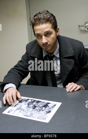 SHIA LABEOUF EAGLE EYE (2008) - Stock Photo