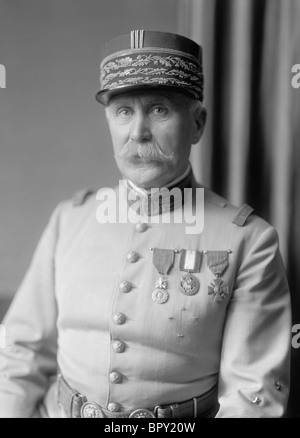 Marshal Henri Philippe Pétain (1856 - 1951) - the French General who went from being 'Hero of Verdun' to the 'Traitor - Stock Photo