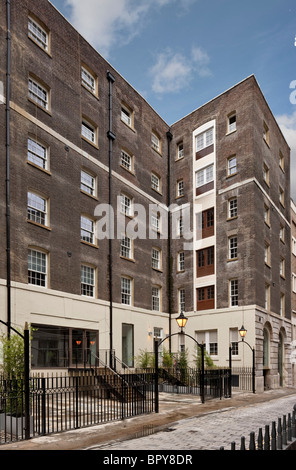 Shield House shield house apartments in a refurbished warehouse in the city of