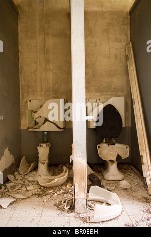Abandoned Toilets Stock Photo 29510391 Alamy