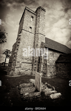 Cooling Church - Stock Photo