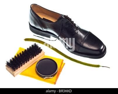 Mens Shoes Shine Kit