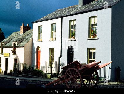 Bunratty, Co Clare, Ireland, Bunratty Folk Park - Stock Photo