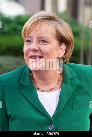 Angela Merkel - Stock Photo