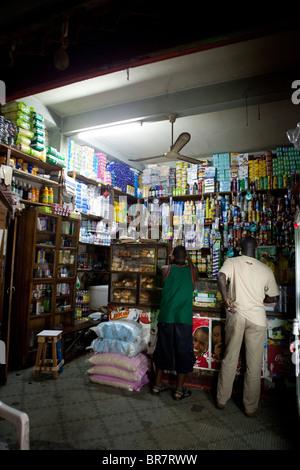 shop Senegal Dakar Africa - Stock Photo