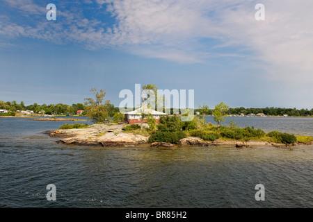 Thirty Island Lake