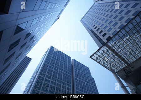 Business district - Stock Photo