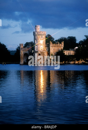 Blackrock Castle, River Lee, Near Cork City, Co Cork, Ireland - Stock Photo