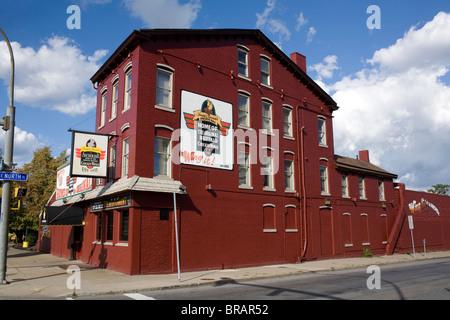 Anchor Bar Buffalo Chicken Wings In Buffalo Ny Stock Photo