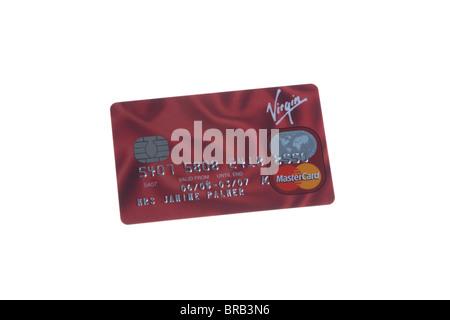 Virgin Credit Card - Stock Photo
