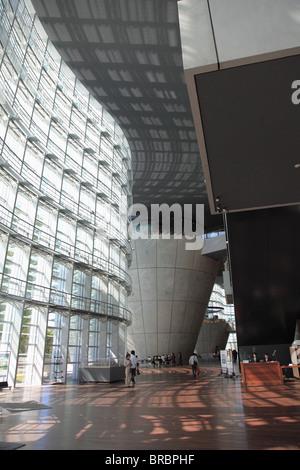 National Art Center, Roppongi, Tokyo, Japan - Stock Photo