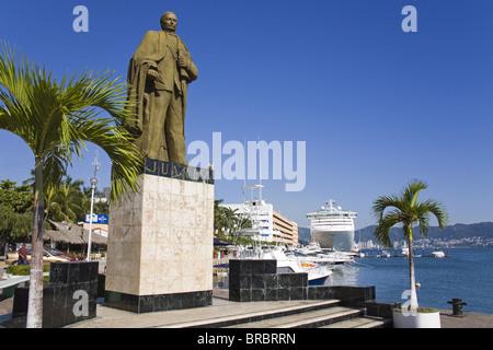Acapulco City, State of Guerrero, Mexico - Stock Photo