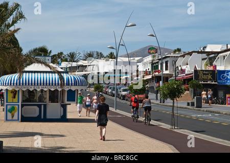 Dh puerto del carmen lanzarote puerto del carmen white - Lanzarote walks from puerto del carmen ...