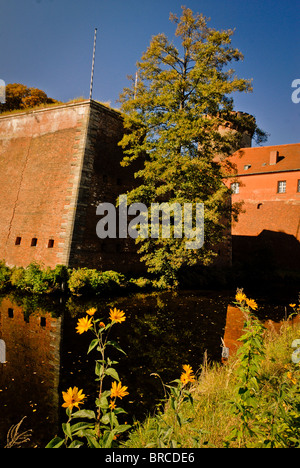 Spandau citadel is one of the best preserved Renaissance fortresses in Germany built in the 16th century, in the 1930s the build
