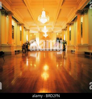 National Gallery Of Ireland, Dublin, Ireland - Stock Photo