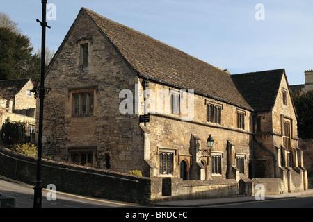 Holy Trinity Church Hall, Bradford on Avon - Stock Photo