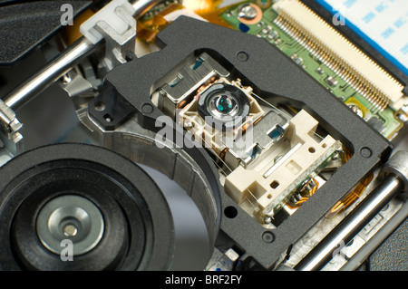 Sony DVD Blu-ray Player in detail - Stock Photo