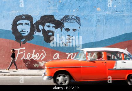 HAVANA: CENTRO HABANA AND REVOLUTIONARY GRAFFITI