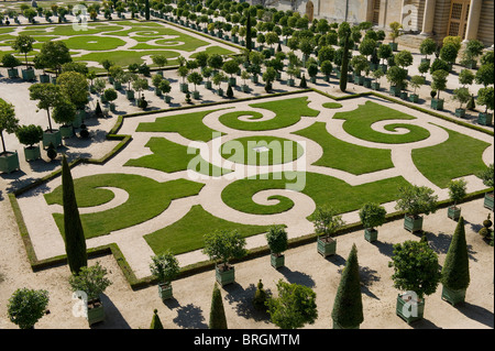 palace of versailles, france - Stock Photo