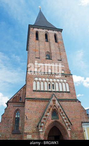 St. John's Lutheran Church in Tartu, Estonia - Stock Photo