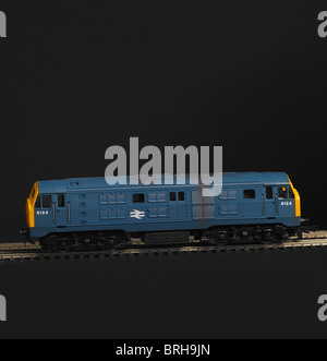 Class 29 Diesel Electric Locomotive, BR Blue Livery - Stock Photo