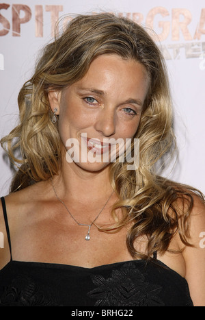 MOLLIE MILLIGAN I SPIT ON YOUR GRAVE UNRATED LOS ANGELES PREMIERE HOLLYWOOD LOS ANGELES CALIFORNIA USA 29 September - Stock Photo