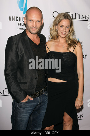 ANDREW HOWARD MOLLIE MILLIGAN I SPIT ON YOUR GRAVE UNRATED LOS ANGELES PREMIERE HOLLYWOOD LOS ANGELES CALIFORNIA - Stock Photo