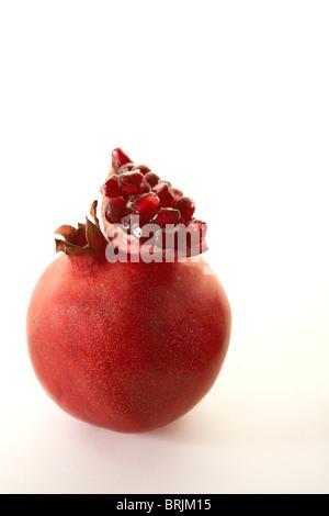 Fresh pomegranate - Stock Photo