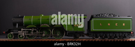 Gresley LNER Pacific Class A3 4472 Flying Scotsman Locomotive - Stock Photo