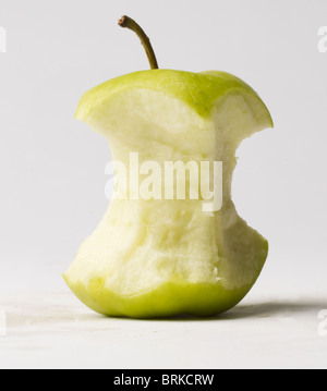 apple core - Stock Photo