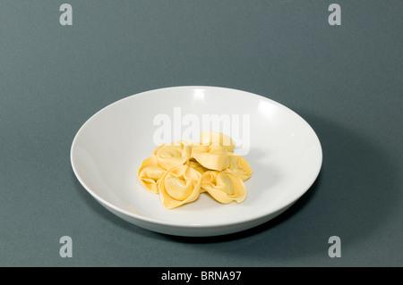Tortellini pasta - Stock Photo