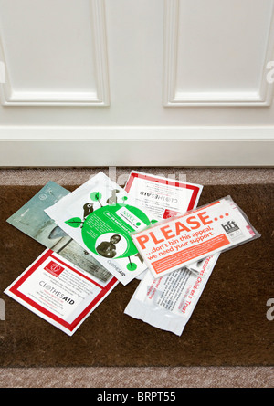 how to stop junk mail in letterbox