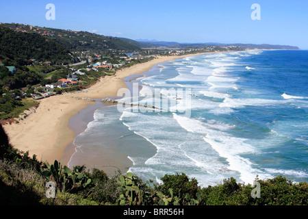 View over Wilderness beachfront - Stock Photo