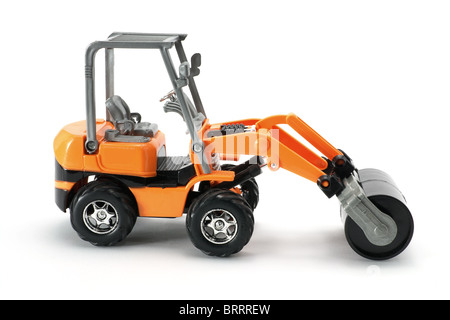 Toy Road Roller - Stock Photo