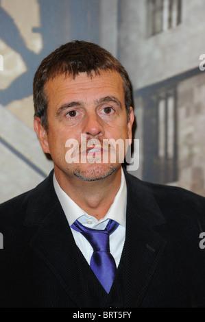 MARK BILLINGHAM SPECSAVERS CRIME THRILLER AWARDS 2010 GROSVENOR HOUSE HOTEL LONDON ENGLAND 08 October 2010 - Stock Photo