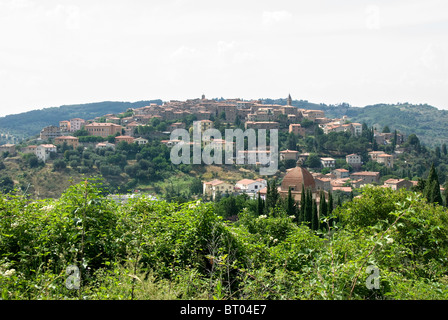 Seggiano, Province of Grosseto, Tuscany, Italy - Stock Photo