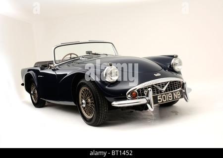 Daimler Dart 1960 - Stock Photo