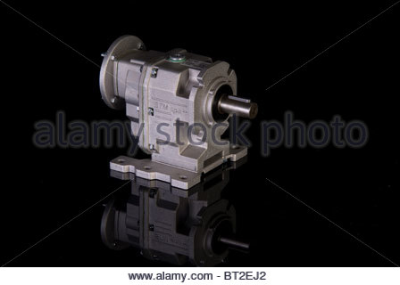 Stm Electrical Motor Helical Inline Gearbox Type Am Stock Photo Royalty Free Image 32017371