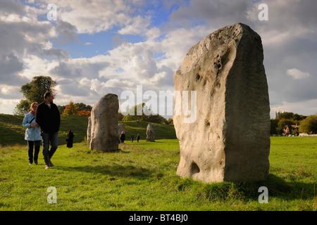 Avebury Stones - Stock Photo