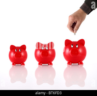 Who to pay first? - Stock Photo