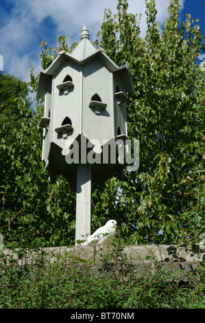 A Dovecote Or Dovecot Is A Structure Intended To House